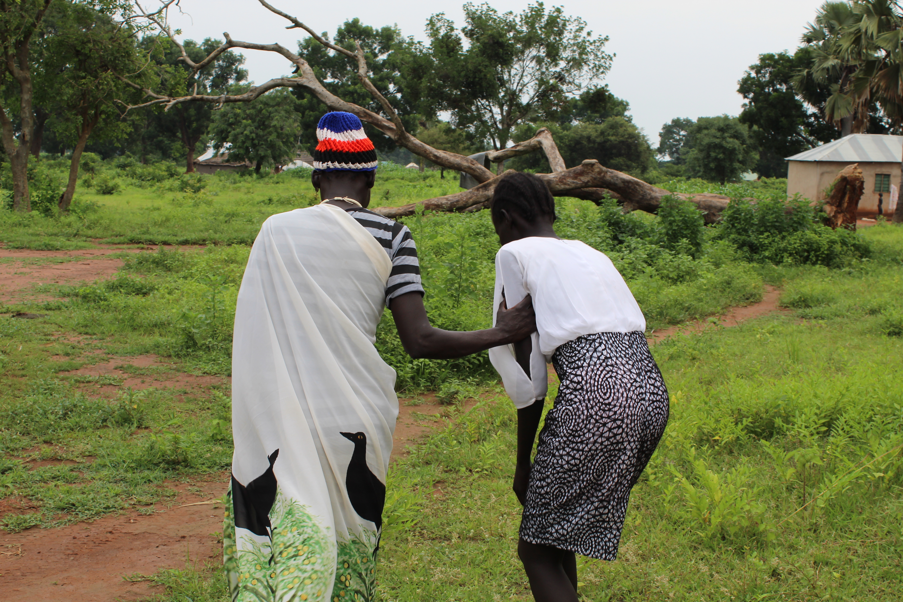 STRENGTHENING GBV CASE MANAGEMENT THROUGH COMMUNITY CARE AND PSS